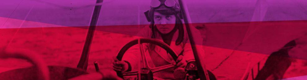 Wenn Frauen ihren Träumen folgen – eine Hommage an die Berlinerin Melli Beese, die erste deutsche  Pilotin