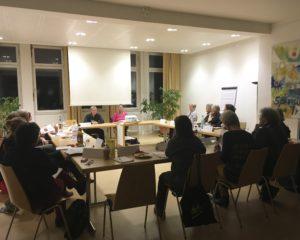 Veranstaltung mit Sabine Werth