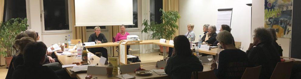 Beitrag zur Veranstaltung:<br> Mit Sabine Werth (2017)