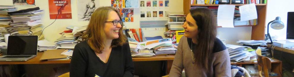 """""""Man muss sichtbar machen, was für tolle Frauen es gibt"""" – Verlegerin Britta Jürgs im Porträt"""