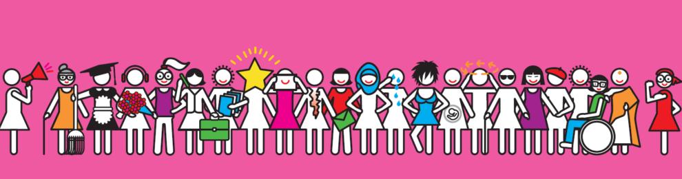 100 Jahre Frauenwahlrecht  – das Fest im UCW am 12. November 2018