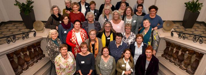 Rückblick:<br> Konferenz der Landesfrauenräte (KLFR) Jahr 2019