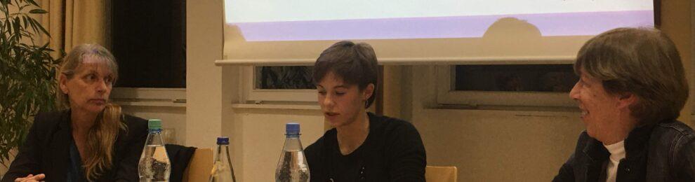 Beitrag zur Veranstaltung: Schwangerschaftsabbruch & das Recht auf sexuelle Selbstbestimmung (2019)