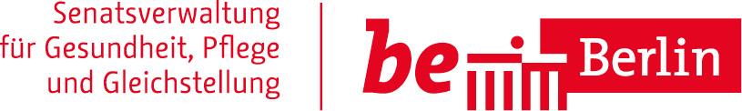 Berliner Senat für Gesundheit, Pflege und Gleichstellung Logo