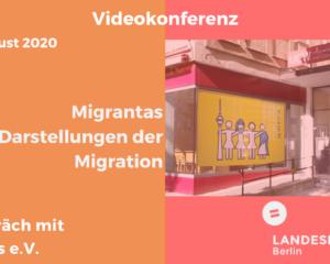 Kollektiv Migrantas: Darstellungen der Migration